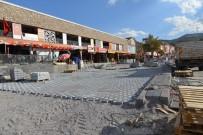 ERCIYES - Hisarcık'da Meydan Düzenlemesi Yapılıyor