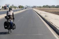 Japonya'dan Diyarbakır'a Bisiklet Yolculuğu