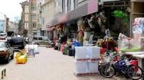KAHVEHANE - Karacabey'de Kaldırım İşgaline Göz Yumulmayacak