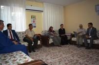 MEHMET KARATAŞ - Kaymakam Aydın'dan Şehit Ailesine Ziyaret