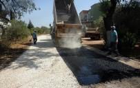 BAŞKÖY - Kepez Belediyesi'nden Kirişçiler'e Yeni Asfalt