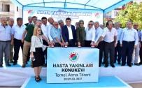 HAKAN TÜTÜNCÜ - Kepez Belediyesi'nden Refakatçilere 5 Yıldızlı Hizmet Geliyor