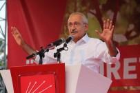 CUMHURİYET MEYDANI - Kılıçdaroğlu'ndan 'Üzüm' Tepkisi