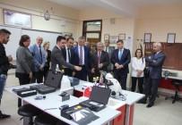 TERMAL KAMERA - Kırklareli'nde Eğitim Projesine 146 Bin Lira Bütçe