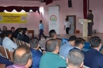 HAŞHAŞ - Kırsal Kalkınma Yatırımlarının Desteklenmesi Programı 12. Etap Çalışmaları Altıntaş'ta Tanıtıldı