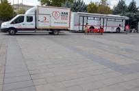 Kızılay Kan Bağış Aracı Kırıkkale'de