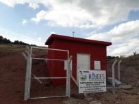 MUSA YıLMAZ - Köylere Çeşme, Su Deposu Ve Kanalizasyon Hizmeti