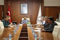 BÜTÇE TASARISI - Köylere Hizmet Götürme Birliği Encümen Toplantısı Yapıldı
