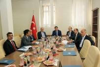 ERZİNCAN VALİSİ - KUDAKA Yönetim Kurulu Toplantısı Erzurum'da Yapıldı