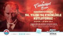 ÇOCUK OYUNLARI - Maltepe'de Cumhuriyet Festivali