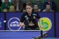 TÜRKIYE KUPASı - Masa Tenisi Avrupa Kupaları'nda İlk Tur Heyecanı