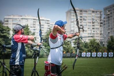 Mete Gazoz dünya şampiyonluğu için Arjantin'de