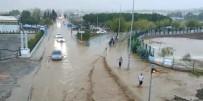 SU TAŞKINI - Metrekareye 150 Kilogram Yağış Düştü
