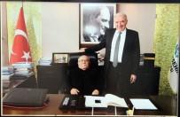 ALI UYSAL - Mevlüt Uysal'ın İBB Başkanlığı Adaylığı Memleketinde Sevinçle Karşılandı