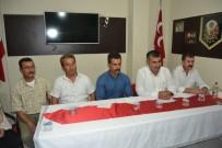 TÜRK EĞITIM SEN - MHP Kozan İlçe Başkanlığından Basın Açıklaması