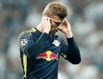 UEFA ŞAMPİYONLAR LİGİ - Olay adam Timo Werner konuştu