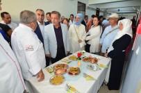 YEMEK YARIŞMASI - Pursaklar'da Ödüllü Türk Mutfağı Yemek Yarışması
