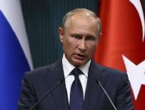 YASAKLAR - Putin: Turist akımı 11 kat arttı