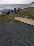 Rize'nin Çayeli İlçesi Sahilinde Bir Ceset Bulundu