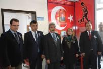 ALI GÜLDOĞAN - Şehit Polis Altınsoy İçin Anma Töreni Düzenlendi
