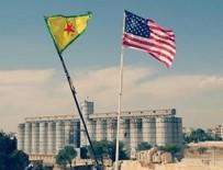 PYD - Suriye'deki teröristlerin maaşını Amerika ödüyor