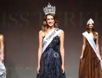MİSS TURKEY - Tacı geri alınan güzellik kraliçesine suç duyurusu