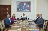 YABANCI YATIRIMCI - TÜİOSB'de Alt Yapı Çalışmaları Başlıyor