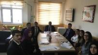 Tuzluca' Da İlçe Rehberlik Kurulu Toplantı Gerçekleştirdi