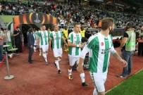 AURELIO - UEFA Avrupa Ligi Açıklaması Atiker Konyaspor Açıklaması 1 - Vitoria Guimaraes Açıklaması 0 (İlk Yarı)