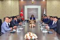 KARACADAĞ - Vali Güzeloğlu, TİOSB Müteşebbis Heyeti Ve Yönetim Kurulu Toplantısına Başkanlık Yaptı