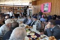 HASTANELER BİRLİĞİ - Yaşlılar Protokol İle Kahvaltıda Buluştu