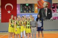 KADIN BASKETBOL TAKIMI - 1.Hatay Mediyetler Kupası'nın Sahibi Fenerbahçe Oldu
