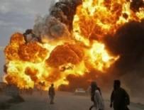 KABIL - Afganistan'da patlama: 6 ölü
