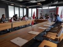 KAYSERI SANAYI ODASı - AGÜ Öğrencileri AB Ülkelerinde Staj Yapacak