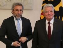 KIRMIZI BÜLTEN - Almanya'dan Can Dündar açıklaması