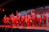 ANADOLU ATEŞI - Anadolu Ateşi'nden Van'da Muhteşem Gösteri