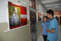 KAHRAMANLıK - Anadolu Lisesinde 'Şehitler Koridoru'