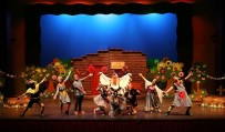 HAŞIM İŞCAN KÜLTÜR MERKEZI - Antalya DOB'dan  Çocuklar İçin Müzikal