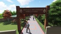 ŞAKIR ÖNER ÖZTÜRK - Artuklu Belediyesi İlçeye 3 Park Daha Kazandırıyor