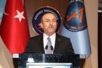 GÖKÇEN ÖZDOĞAN ENÇ - Bakan Çavuşoğlu Akdeniz Üniversitesi Akademik Yıl Açılışına Katıldı