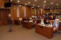 ALTıNOK ÖZ - Başkan Altınok Öz, Liderlik Eğitimi'ne Konuşmacı Olarak Katıldı
