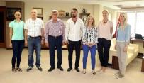 TÜRKIYE JOKEY KULÜBÜ - Başkan Karaosmanoğlu Ziyaretçilerini Ağırladı