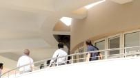 ERSİN ARSLAN - Belediye Çatısında İntihar Girişimi
