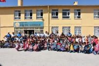AHMET GAZI KAYA - Beşir Derneğinden Bin Öğrenciye Kırtasiye Yardımı