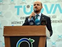 İBRAHIM PAŞA - Bilal Erdoğan Açıklaması 'Bize Gerici Diyenler Mandacıdır'