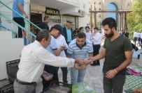 Cizre Belediyesi 10 Bin Kişiye Aşure Dağıttı