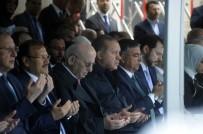 İMAM HATİP OKULU - Cumhurbaşkanı Erdoğan İmam Hatipli Öğrencilere Seslendi