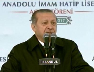 Cumhurbaşkanı Erdoğan: 'Ölü yıkayıcı mı olacaksınız?' dediler