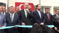 Cumhurbaşkanı Erdoğan Lise Açılışına Katıldı