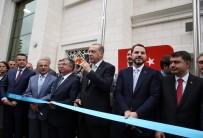 Cumhurbaşkanı Erdoğan, Zeytinburnu'nda Samiha Ayverdi Anadolu Lisesinin Açılış Törenine Katıldı